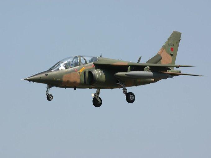 NAF jets kill many terrorists at Bukar Meram in Borno