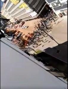 Johannesburg, South Africa, xenophobic