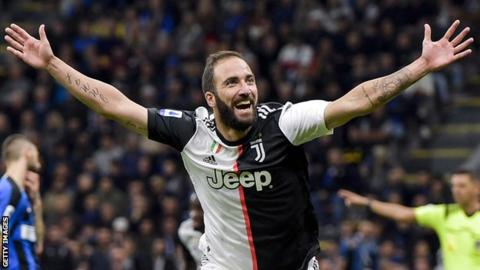 Juve's Higuain would love to retire at boyhood River Plate