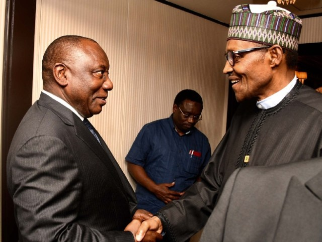 South Africa to collaborate with Nigeria to build road infrastructure
