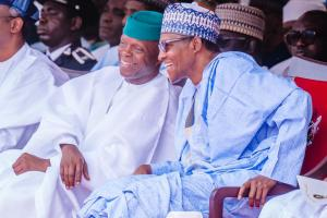 BREAKING: Buhari, Osinbajo to be vaccinated publicly on Saturday