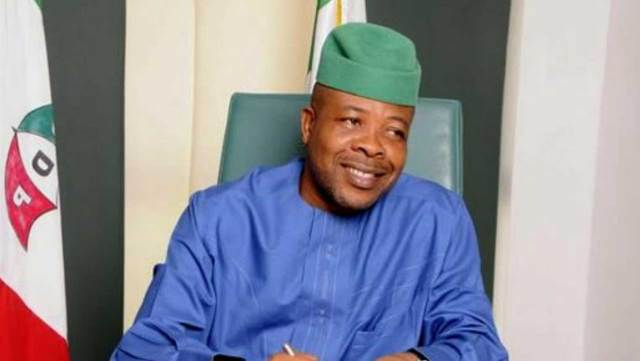Ihedioha, Imo State, appointees retreat, 400 million