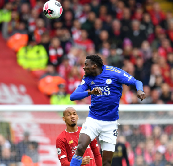 Wilfred Ndidi, Leicester fans, New Year