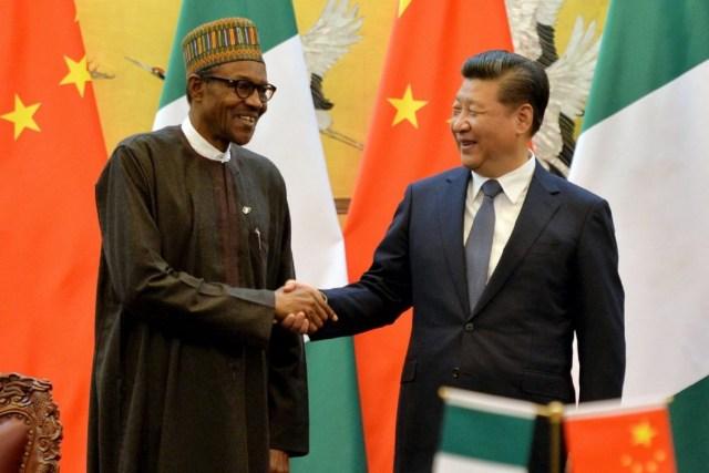 Nigeria, China, economy