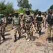 Troops arrests Benue monarch in volatile Sankera axis, recover fire arms from palace