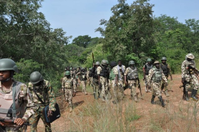 Troops destroy wanted Benue militia leader's hideout
