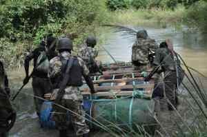 Boko Haram, army