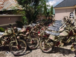 Kwara community warns commercial motorcyclists against recklessness