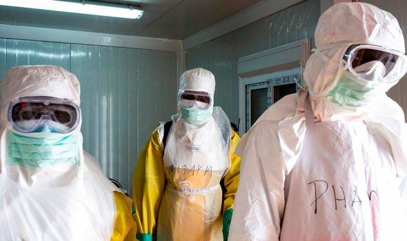 Ebola workers killed in DR Congo