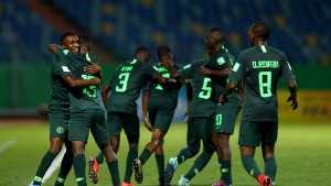 Nigeria, Ecuador, Golden Eaglets