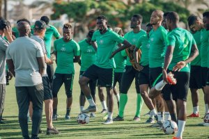 Super Eagles, Benin, 2020 World Cup Qualifiers