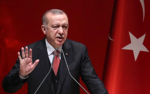 Turkey, Erdogan, Nobel Prize