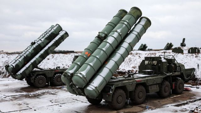Russia hopes to agree a new S-400 missile deal with Turkey next year