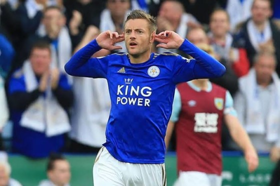 Bredan Rodgers backs Vardy to end goalless run