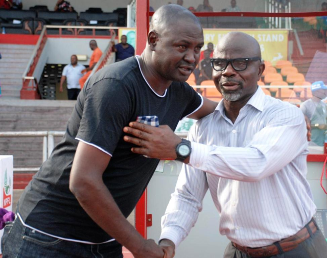 Ugwu, Dogo optimistic of a good season after Rangers, Sunshine clash