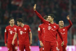 Bayern, Lewandowski, Dortmund