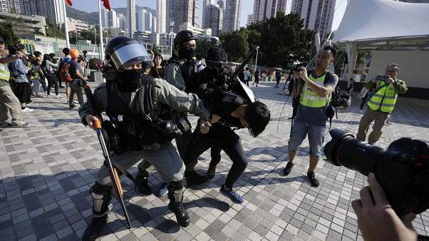 Hong Kong, Protesters