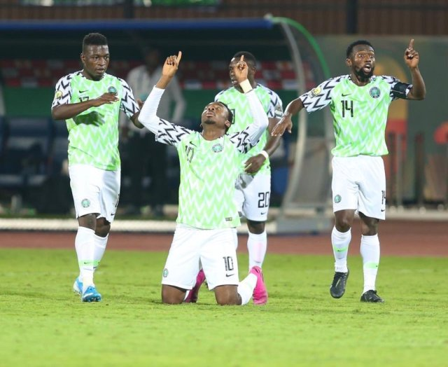 Olympic Eagles revive Tokyo dreams with victory against Zambia