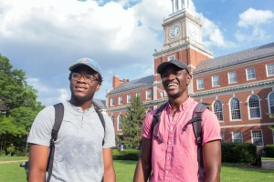Nigerians, America, Students, 2019