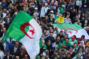 Presidential election: Algerians exercise constitutional right