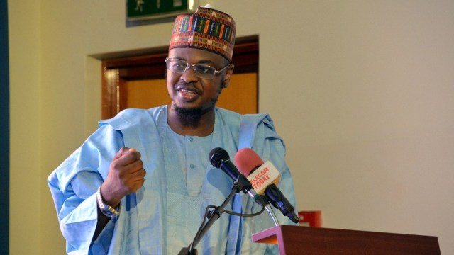 Pantami lauds Govs for complying with Right of Way resolution