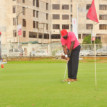 Alaghodaro 2019: Obaseki, Shaibu, others tee-off Governor's Cup Golf tourney