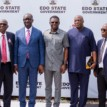 Obaseki calls for support in institutional reforms, fight against corruption