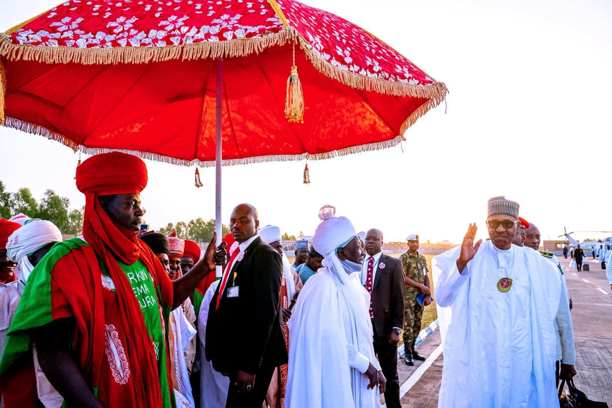 Buhari Inaugurates Transport University, Road Project In Daura Monday, Visits Kaduna Tuesday