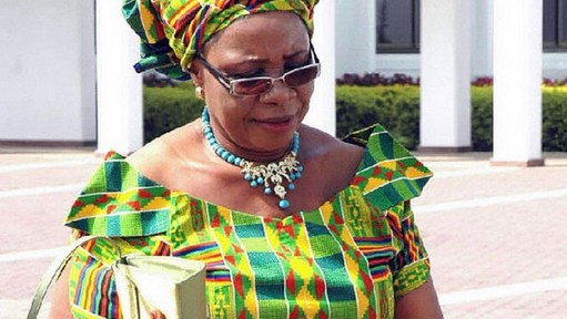 Buhari celebrates first female governor in Nigeria, Virgy Etiaba at 77