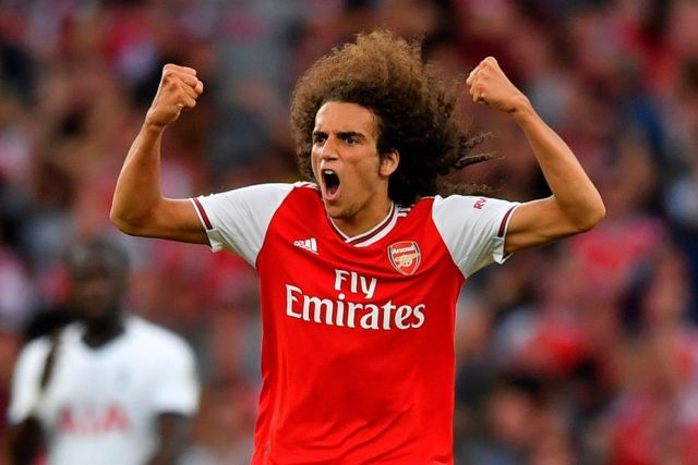 'Karate has helped me' – Guendouzi reveals martial arts effect in career