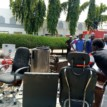 Fire guts a section of Niger Government House