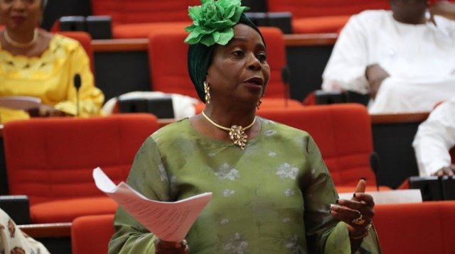 Olujimi takes oath of office to replace Adeyeye in 9th Senate