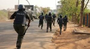 Policemen, thugs, Kogi