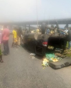 Nigeria records 200,000 deaths, 4m injuries from road crashes annually — TCIF