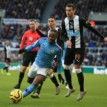 Manchester City stumble again to Shelvey stunner at Newcastle