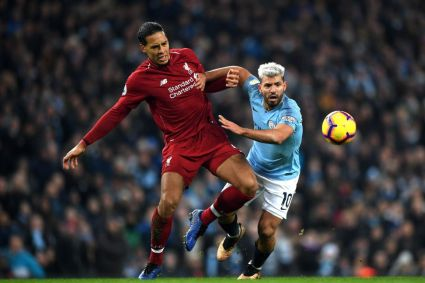 Liverpool go eight points clear with 3-1 victory over Manchester City #Nigeria ManCity Liverpool