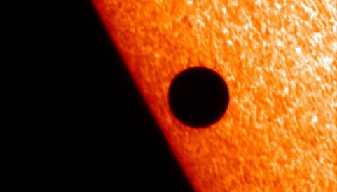 Mercury to pass in front of Sun today