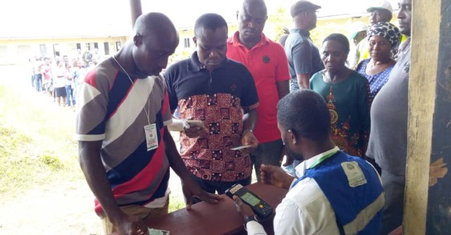 Election: NDDC EDFA excited over voters turnout at Bayelsa Poll