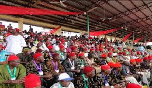 Ndigbo remain their greatest problem ― Ojukwu's wife
