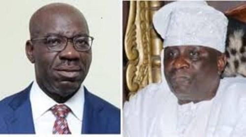 OSM, market women, others condemn attack on Oba of Lagos, Obaseki