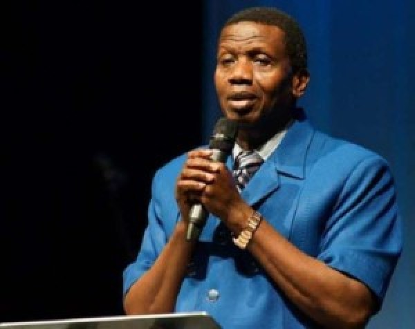 I support youths in this peaceful protest as they 'speak up' ― Pastor Adeboye