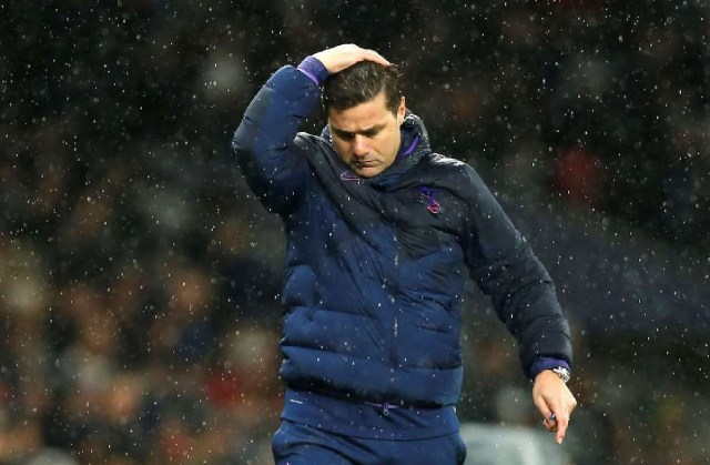 Tottenham sack Mauricio Pochettino after sloppy start