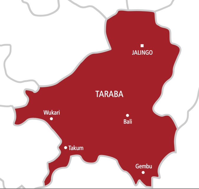 Gunmen kill Policeman in Taraba, attack another checkpoint