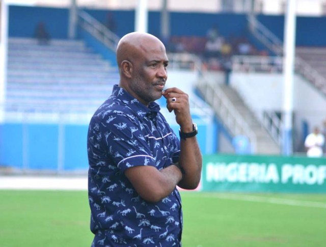 Enyimba 1 FC San Pedro 0: Martins Usule scores to secure crucial win
