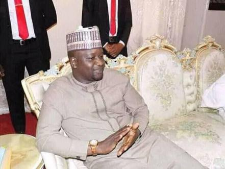 Borno donates N60m to Maiduguri market inferno victims, Usman Kadafur says