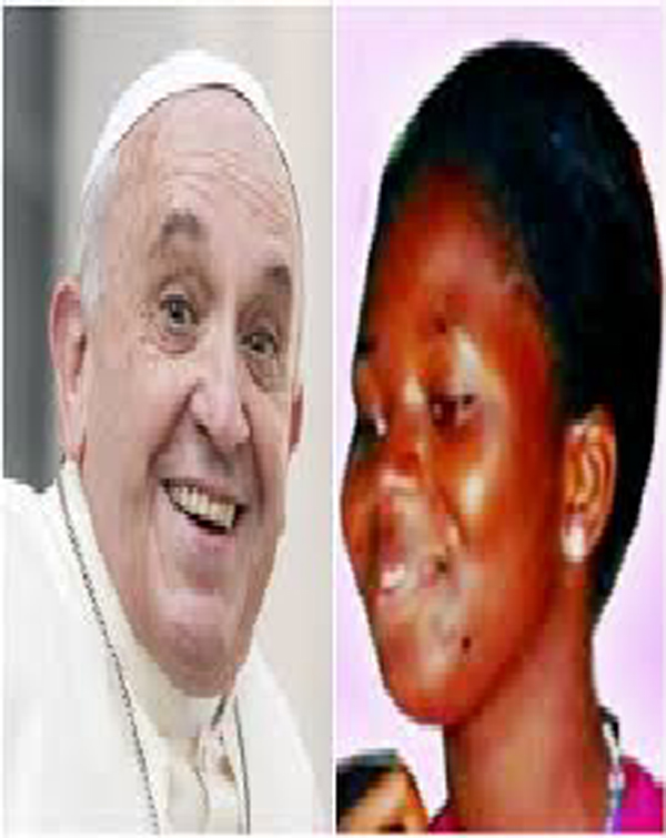 Canonization of Vivian Ogu, teen who resisted rape by robbers