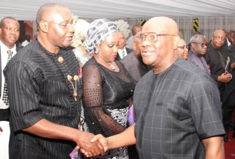 Senator Abe commends Wike for tackling Rivers' political challenges