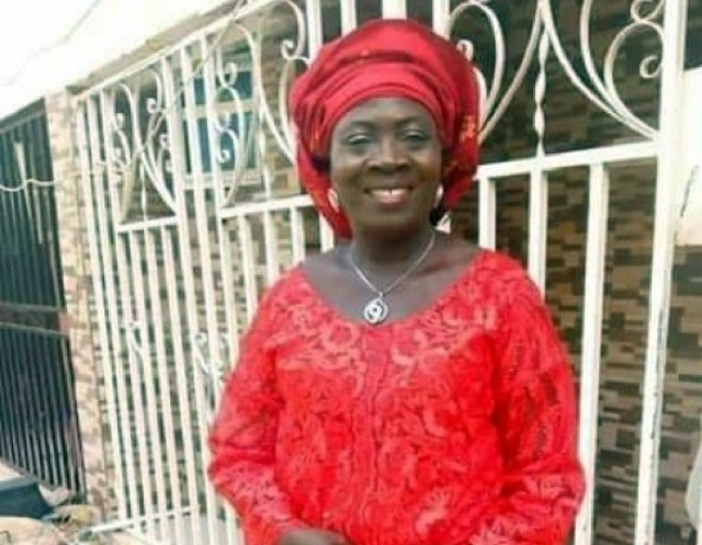 BURNT PDP WOMAN LEADER: Light of my family put out, husband cries, seeks justice