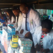 Again, Emeneka hits constituents with free medical outreach