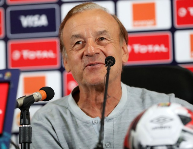 """I prefer to concede first and win"" – Rohr downplays Nigeria's defending"
